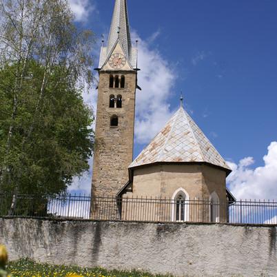 Reformierte Kirche Bergün