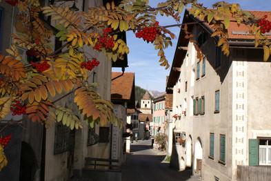 Dorf Bergün