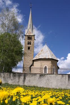 Kirche Bergün
