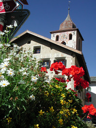 Dorfkern Bergün