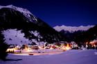 Bergün RhB Winter