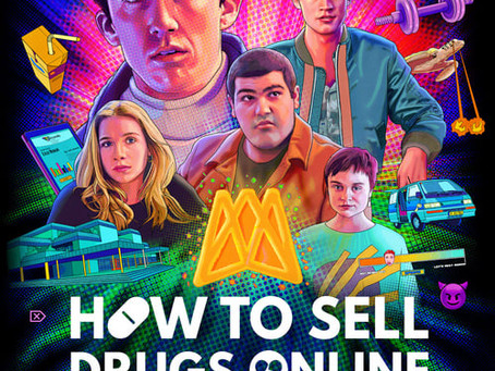 How to sell drugs online fast season 2 review: A Bingeworthy Teen drama.