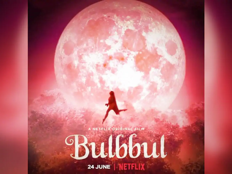 Bulbbul Review--Is this a Horror Flim?