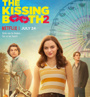 """The Kissing booth 2- A perfect movie """"only"""" for Romcom lovers."""