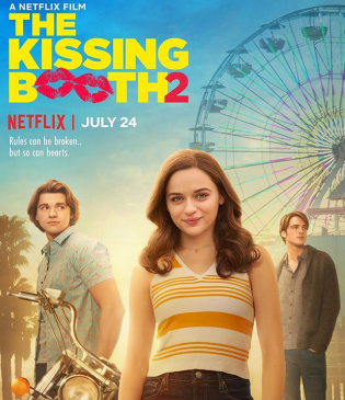 "The Kissing booth 2- A perfect movie ""only"" for Romcom lovers."