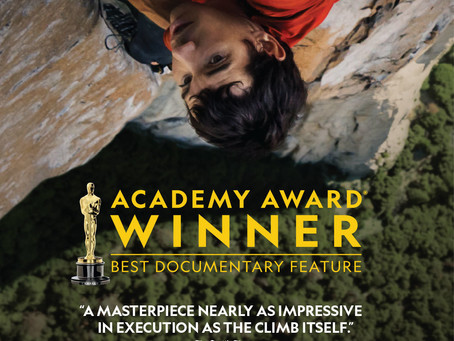 Free solo Review: Doing the impossible.