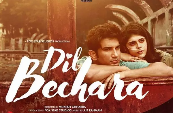 Dil Bechara Review– a Fitting Farewell