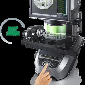 最新3次元画像寸法測定器IM-8000(Keyence社製)が搬入されました!