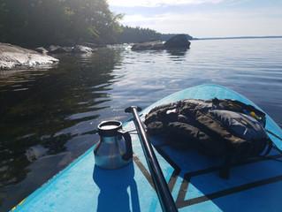Morning Paddles and Coffee
