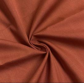 Terra Cotta color Drapery