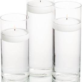 Cylinder Vases. Several sizes
