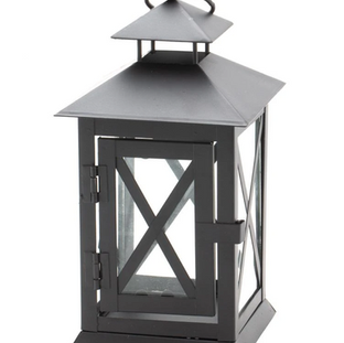 "7"" black lantern"