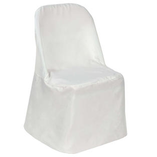 Satin Chair Covers 150 available $1 ea
