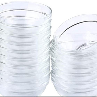 Small Clear Bowls