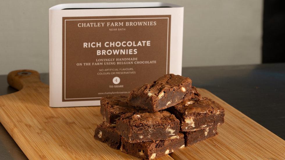 Rich Chocolate Brownie