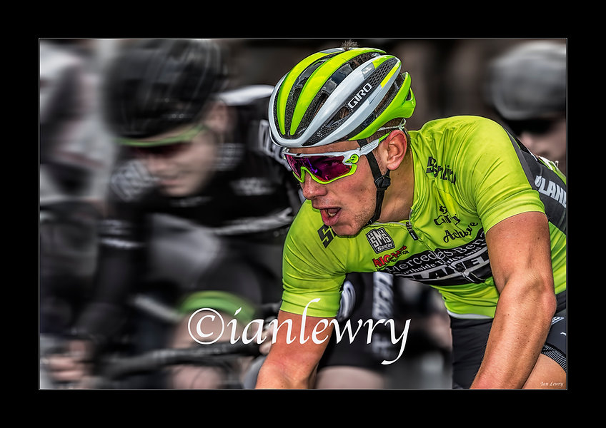 LINCOLN CYCLE GRAND PRIX A3 PRINT 444355