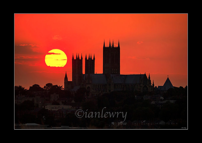 LINCOLN CATHEDRAL ebay PRINT 45YTR43 .jp