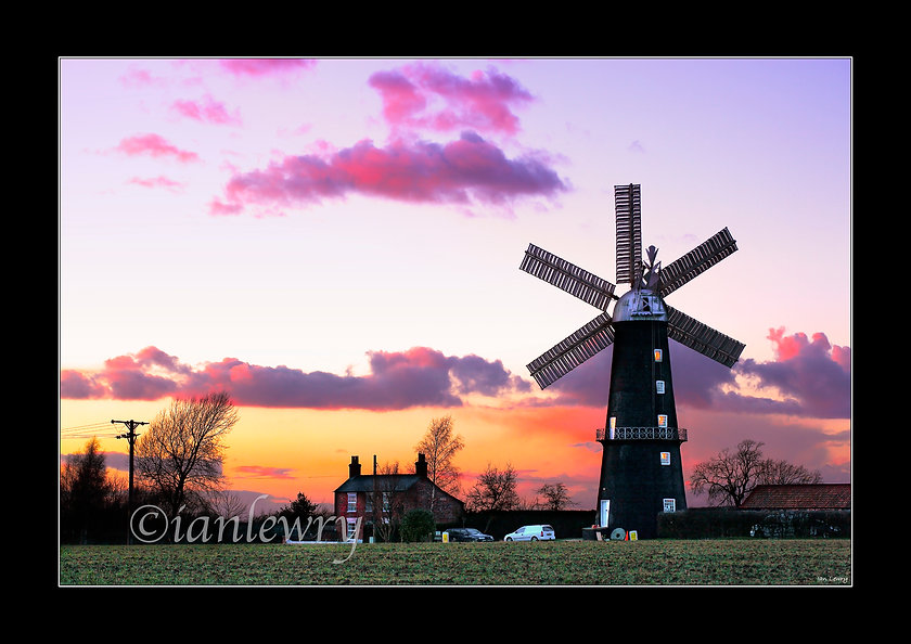 SIBSEY MILL A2 SPEED FRAME  PRINT 777YTR