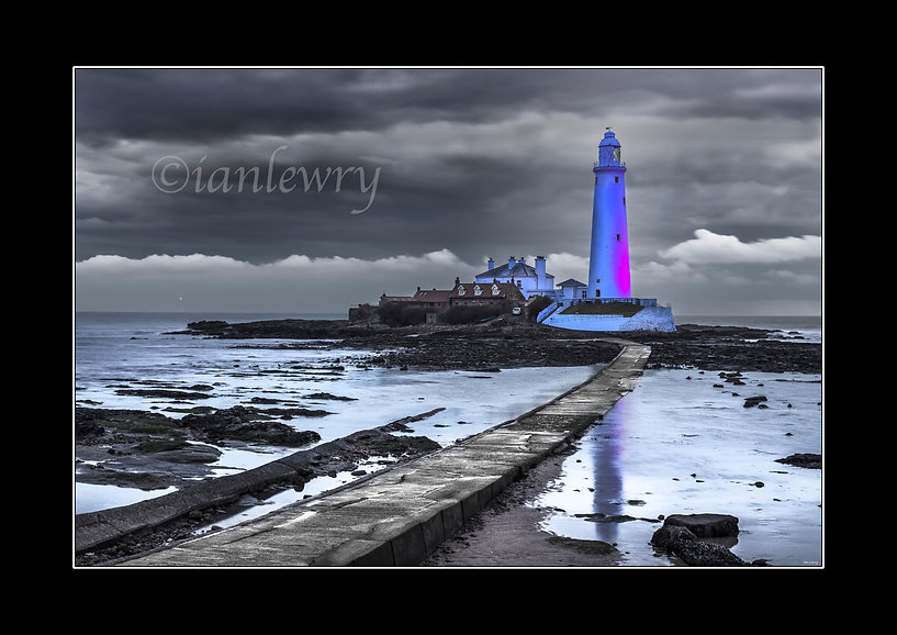 ST MARYS LIGHTHOUSE WHITLEY BAY A2 speed