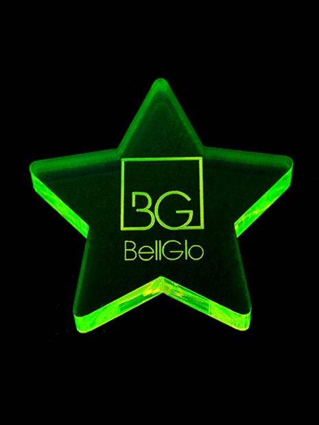 BellGloマーカー【STAR/GREEN】
