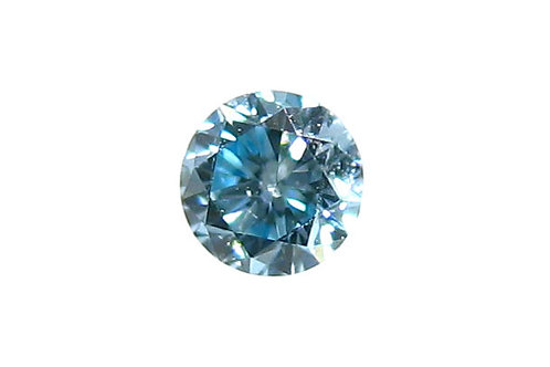 <E>Round Brilliant 0.02ct《BLUEトリート 3石パック》