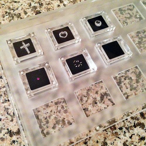 ダイヤモンドケースボックスSET(9個タイプ)