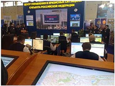 GPS-навигация + ВИДЕОнаблюдение + сенсорный экран + управление нарядами + отчеты. Позволяет контролировать и управлять целым городом одним пальцем