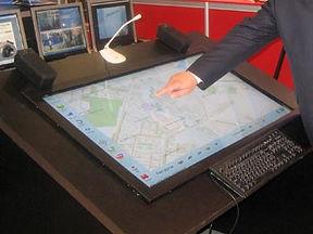 GPS-Видеостол