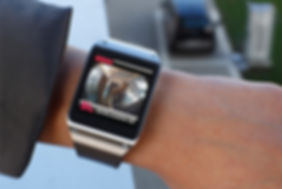видеонаблюдение в умных часах