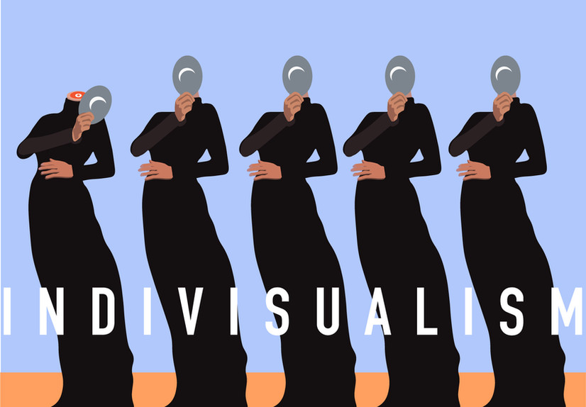 indivisualism - a project in the making.