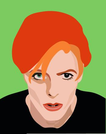 Bowie, David Bowie.