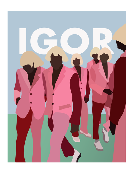 IGOR - based on Tyler the Creator