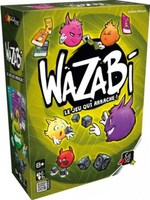 """Wazabi """"Gigamic"""""""