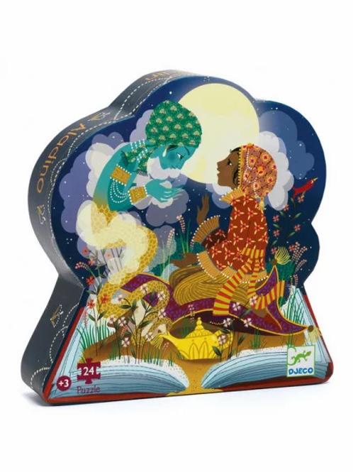 "Puzzle Aladin - 50 pcs ""Djeco"""