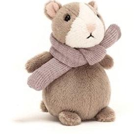 "Mini Hamster Gris 12 cms ""Jellycat"""