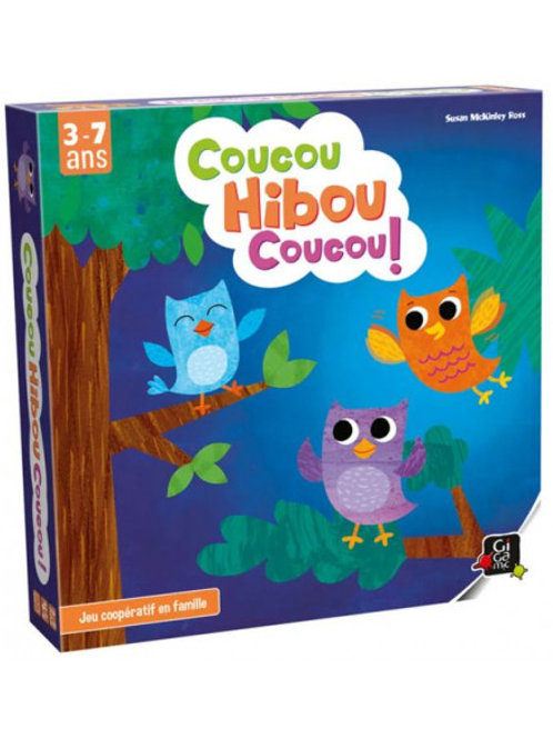 "Coucou hibou coucou  ""Gigamic"""