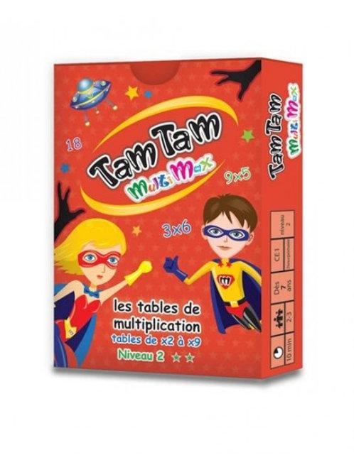 "Tam Tam Multi max - 7 ans  ""Blackrock games"""