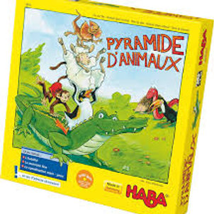 """Pyramide d'animaux """"Haba"""""""