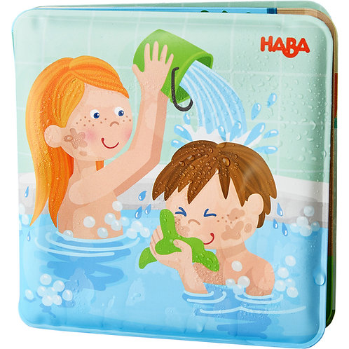 "Livre de bain magique - Paul & Pia ""Haba"""