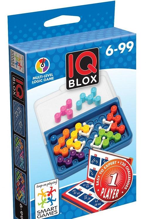"IQ Blox ""Smart Games"""