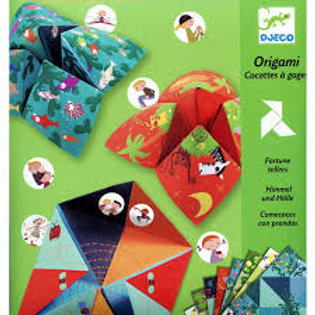 """Origami Cocottes à gages  """"Djeco"""""""