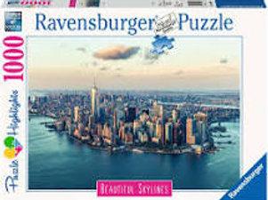 """Puzzle 1000 pièces New york """"RAVENSBURGER"""""""