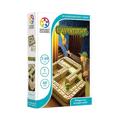 "L'aventurier ""Smart games"""