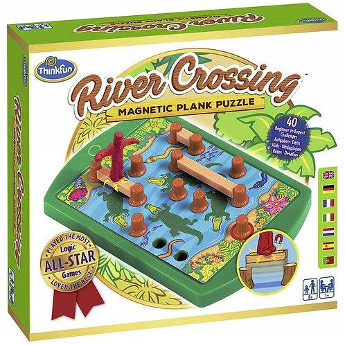 "River Crossing ""Thinkfun"""