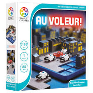 """Au voleur """"Smart games"""""""
