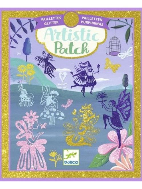 "Artistic patch -  Fairyland - ""Djeco"""