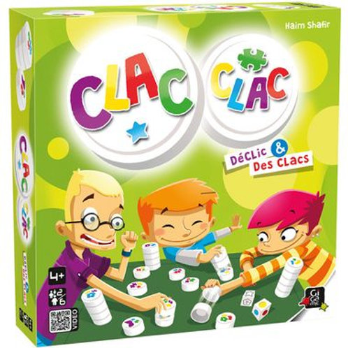 """Clac Clac """"Gigamic"""""""
