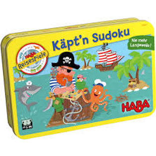 "Sudoku des mers ""Haba"""