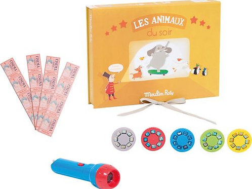 """Coffret 5 histoires les animaux """"Moulin Roty"""""""