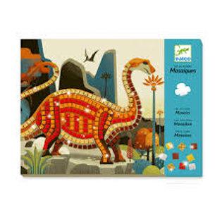 "Mosaiques Dinosaures ""Djeco"""